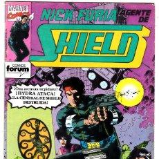 Cómics: NICK FURIA AGENTE DE SHIELD Nº 5. FORUM. 1992. Lote 122932831