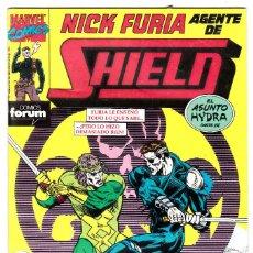 Cómics: NICK FURIA AGENTE DE SHIELD #14 (FORUM, 1990-91) . Lote 122933087