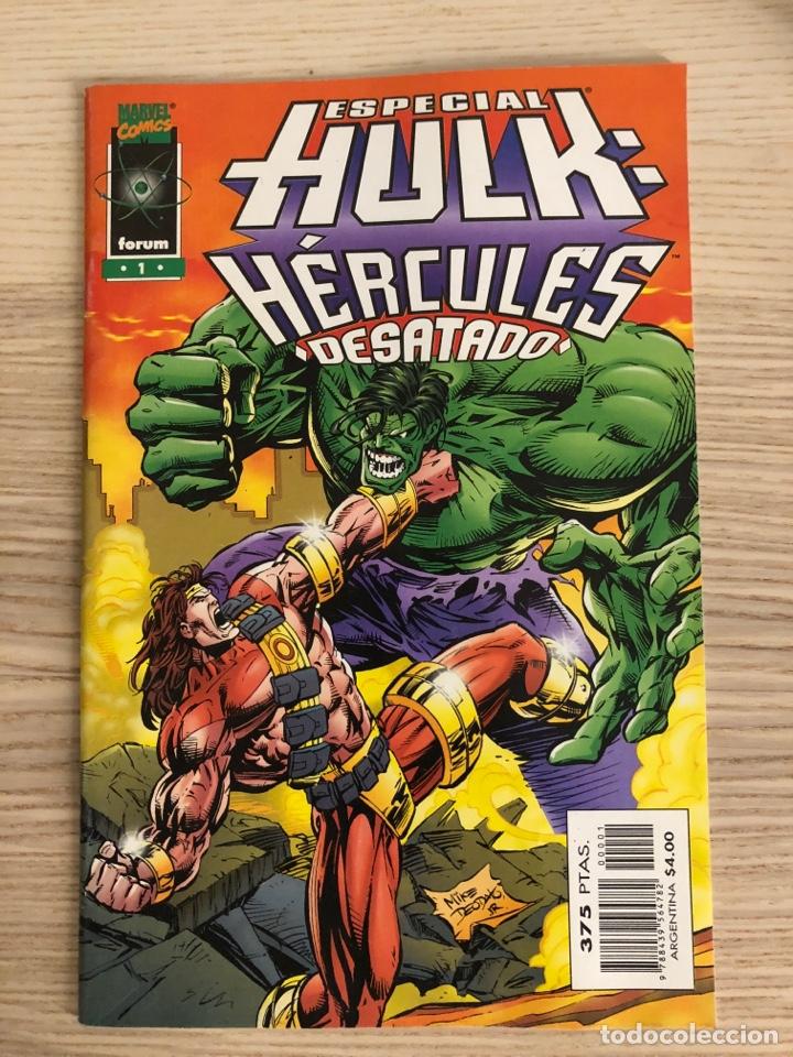HULK ESPECIAL - HÉRCULES DESATADO. N°1 (Tebeos y Comics - Forum - Hulk)