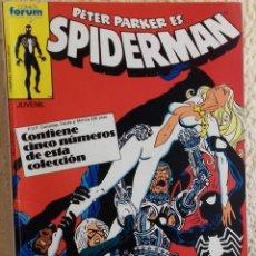 Cómics: PETER PARKER ES SPIDERMAN NUM 121-125. Lote 123076787