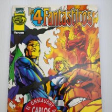 Fumetti: LOS 4 FANTASTICOS ONSLAUGHT ESPECIAL 4F. Lote 123286647