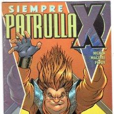 Cómics: SIEMPRE PATRULLA X Nº 5. FORUM. Lote 123557123