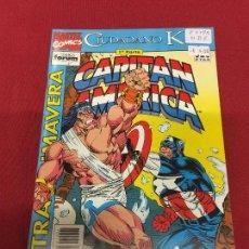 Comics: CAPITAN AMERICA EXTRA PRIMAVERA MUY BUEN ESTADO REF.8. Lote 123965931