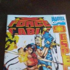 Cómics: X FORCE & CABLE ESPECIAL 98. Lote 124012331