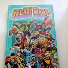 Cómics: SECRET WARS - TOMO - FORUM . Lote 124019831