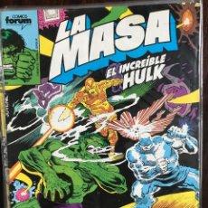 Cómics: LA MASA EL INCREIBLE HULK 45 VOL. 1 COMICS FORUM MARVEL. Lote 124021707