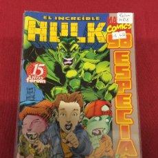 Cómics: EL INCREIBLE HULK ESPECIAL 1998 MUY BUEN ESTADO REF.24. Lote 124128459
