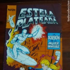 Cómics: ESTELA PLATEADA - SILVER SURFER - NÚMERO 12 - VOL 1 - MARVEL - FORUM. Lote 68924213