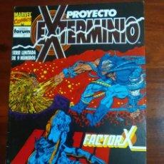 Cómics: PROYECTO EXTERMINIO - FACTOR X - NÚMERO 6 - MARVEL COMICS - FORUM. Lote 70616621