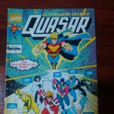 Cómics: QUASAR - VENGADOR COSMICO - NUMERO 8 - MARVEL COMICS - COMICS FORUM. Lote 45089547