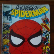 Cómics: LA TELARAÑA DE - SPIDERMAN - VOLUMEN 1 - NUMERO 156 - MARVEL COMICS - COMICS FORUM. Lote 47185887