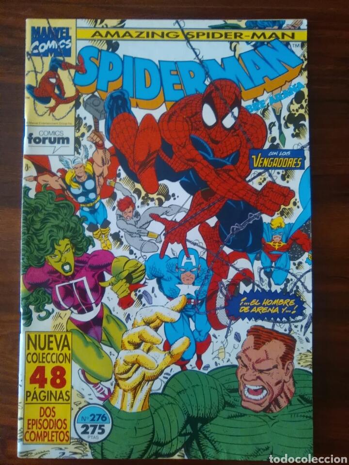 AMAZING SPIDER-MAN - NÚMERO 276 - VOL 1 - MARVEL - FORUM (Tebeos y Comics - Forum - Spiderman)