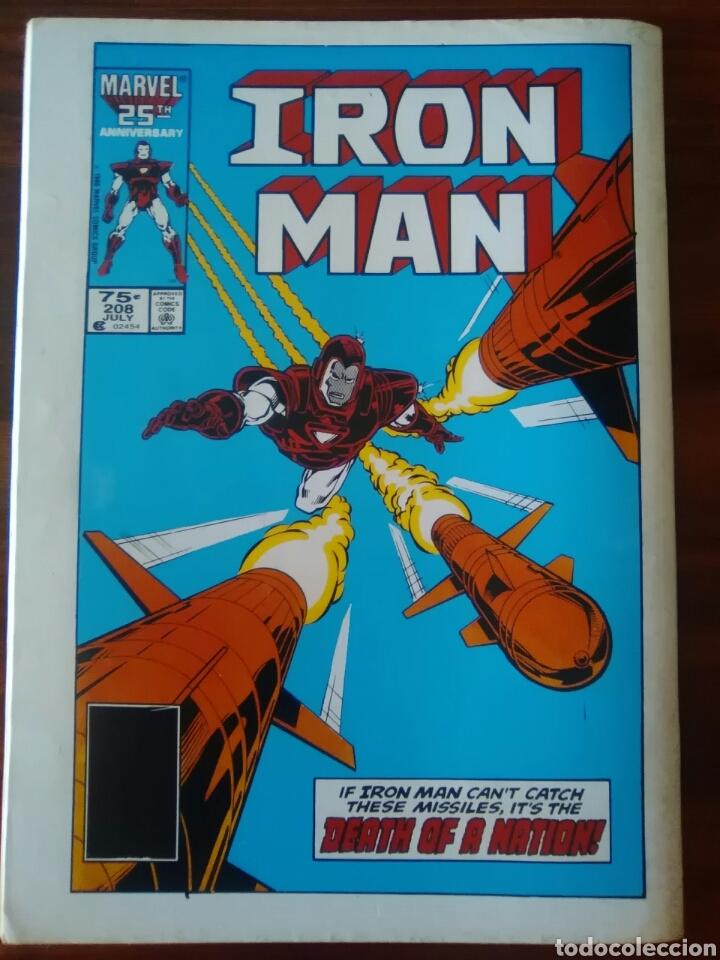 Cómics: IRON MAN - CAPITAN MARVEL - NUMERO 49 - VOL 1 - MARVEL - FORUM - Foto 3 - 70558773