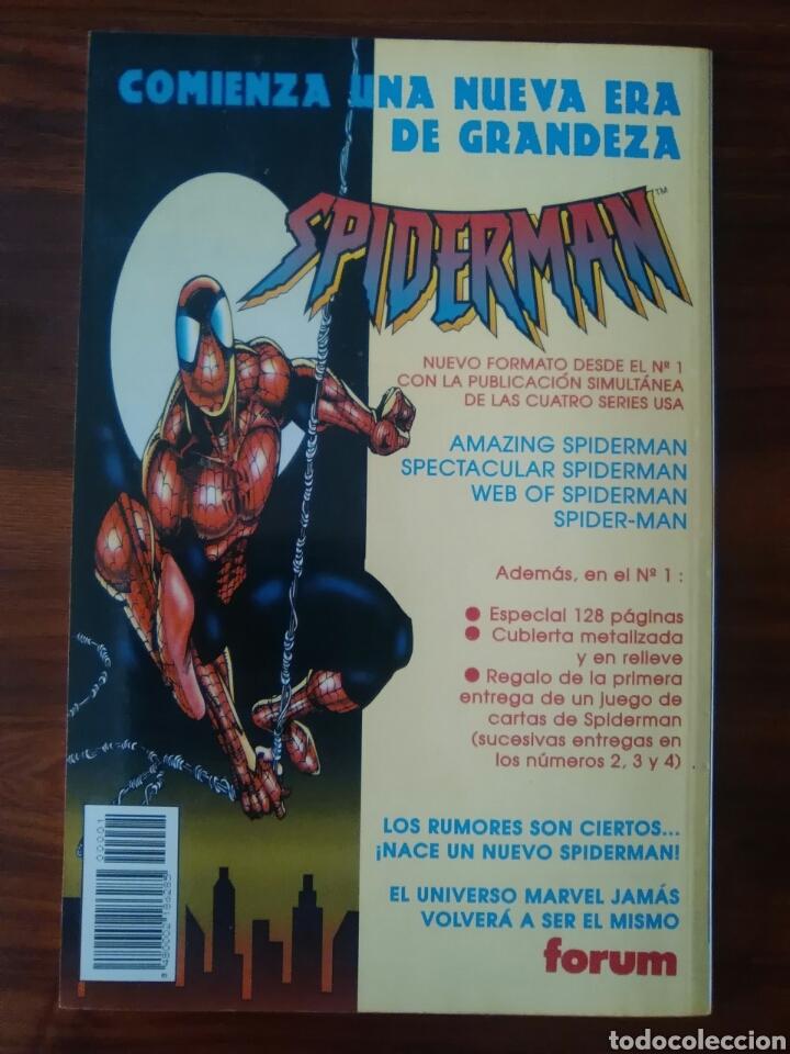 Comics: MARVEL 2099 - NUMERO 1 - MARVEL COMICS - FORUM - SPIDERMAN - MUERTE - RAVAGE - PUNISHER - Foto 2 - 74806251