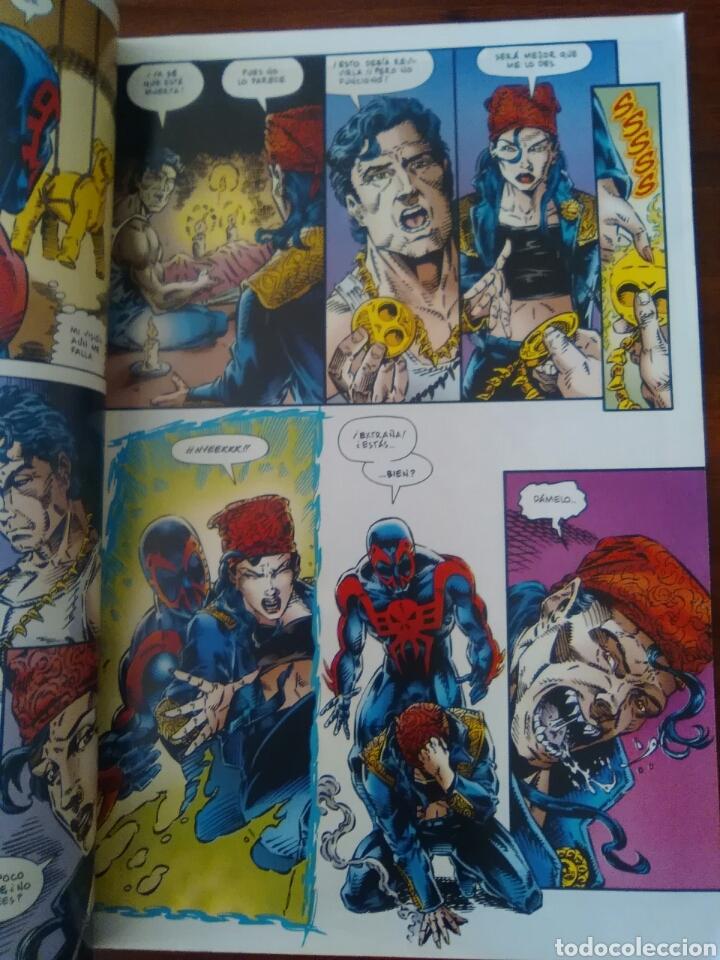 Cómics: EXTRAÑA 2099 - NUMERO 3 - SPIDERMAN 2099 - MARVEL COMICS - COMICS FORUM - BUEN ESTADO - Foto 2 - 47013833