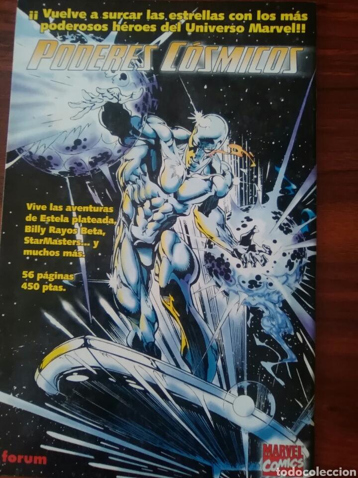 Cómics: EXTRAÑA 2099 - NUMERO 3 - SPIDERMAN 2099 - MARVEL COMICS - COMICS FORUM - BUEN ESTADO - Foto 3 - 47013833