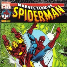 Cómics: COMIC SPIDERMAN MARVEL TEAM-UP, Nº 3 - PANINI COMICS. Lote 124272159