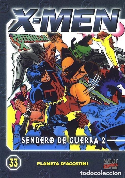 COLECCIONABLE X MEN 33 LA PATRULLA X (Tebeos y Comics - Forum - X-Men)