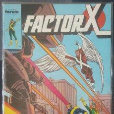Cómics - Factor X #3 (Forum, 1988) - 124279683