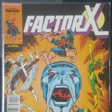 Comics: FACTOR X #6 (FORUM, 1988) . Lote 124280047