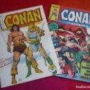 Cómics: CONAN EL BARBARO VOL. 1 NºS 81 Y 82 ( THOMAS BARRY SMITH BUSCEMA ) ¡MUY BUEN ESTADO! MARVEL FORUM. Lote 124530555