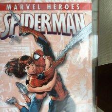 Cómics: SPIDERMAN Y OTROS TOMOS MARVEL HEROES. Lote 124548155