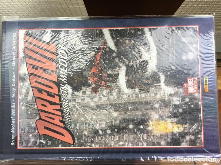 Cómics: Daredevil Steve Ditko y Bendis (6 tomos impecables) - Foto 2 - 124551131