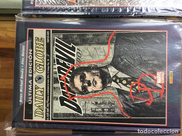 Cómics: Daredevil Steve Ditko y Bendis (6 tomos impecables) - Foto 3 - 124551131