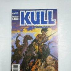 Cómics: KULL EL CONQUISTADOR Nº 8. MARVEL COMICS FORUM. TDKC35. Lote 125080267