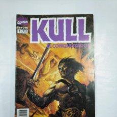 Cómics: KULL EL CONQUISTADOR Nº 7. MARVEL COMICS FORUM. TDKC35. Lote 125080379