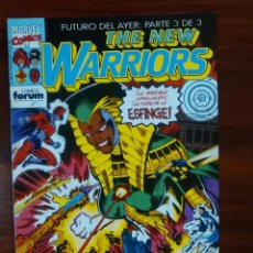 Cómics: THE NEW WARRIORS - NÚMERO 13 - VOL 1 - MARVEL CÓMICS - FORUM. Lote 70316425
