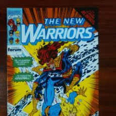 Cómics: THE NEW WARRIORS - NÚMERO 27 - VOL 1 - MARVEL CÓMICS - FORUM. Lote 70318281