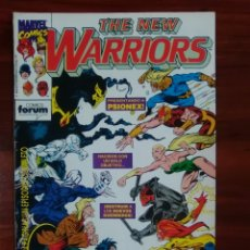 Cómics: THE NEW WARRIORS - NÚMERO 4 - VOL 1 - MARVEL CÓMICS - FORUM. Lote 70379605