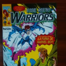 Cómics: THE NEW WARRIORS - NÚMERO 20 - VOL 1 - MARVEL CÓMICS - FORUM. Lote 70483953