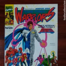 Cómics: THE NEW WARRIORS - NÚMERO 34 - VOL 1 - MARVEL CÓMICS - FORUM. Lote 70523409