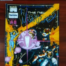 Cómics: THE NEW WARRIORS - NÚMERO 39 - VOL 1 - MARVEL CÓMICS - FORUM. Lote 70523765