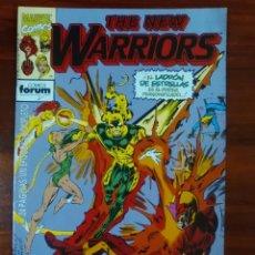 Cómics: THE NEW WARRIORS - NÚMERO 5 - VOL 1 - MARVEL CÓMICS - FORUM. Lote 70548469