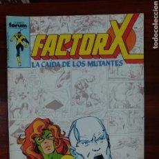 Cómics: FACTOR X - 24 - VOLUMEN 1 - VOL 1 - X-FACTOR - MARVEL COMICS - FORUM. Lote 58071561