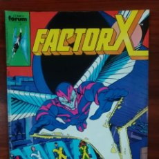 Cómics: FACTOR X - 22 - VOLUMEN 1 - VOL 1 - X-FACTOR - MARVEL COMICS - FORUM. Lote 58071648