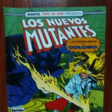 Cómics: LOS NUEVOS MUTANTES - 49 - NEW MUTANTS - VOLUMEN 1 - MARVEL COMICS - FORUM. Lote 61446683