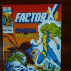 Cómics: FACTOR X - 79 - VOLUMEN 1 - VOL 1 - X-FACTOR - MARVEL COMICS - FORUM. Lote 65895250