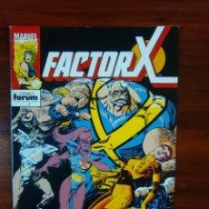 Cómics: FACTOR X - 78 - VOLUMEN 1 - VOL 1 - X-FACTOR - MARVEL COMICS - FORUM. Lote 65895338