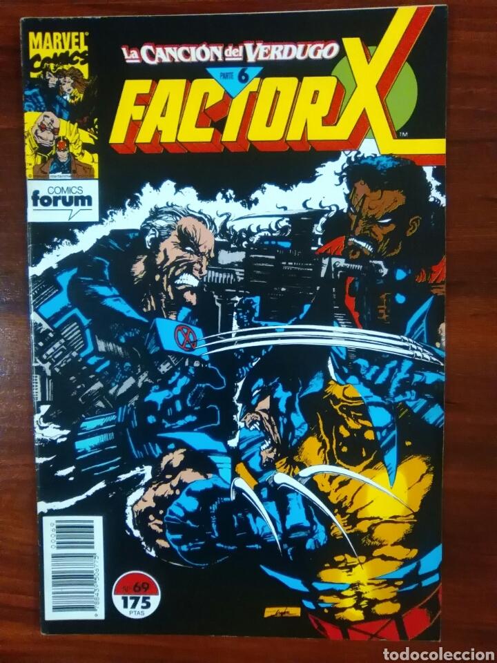 FACTOR X - NÚMERO 69 - VOL 1 - MARVEL CÓMICS - FORUM (Tebeos y Comics - Forum - Factor X)
