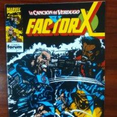 Comics : FACTOR X - NÚMERO 69 - VOL 1 - MARVEL CÓMICS - FORUM. Lote 68852301