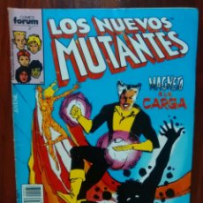 Cómics: LOS NUEVOS MUTANTES - NÚMERO 37 - VOL 1 - MARVEL COMICS - FORUM. Lote 69818977