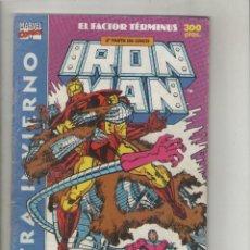 Cómics: IRON MAN-EXTRA INVIERNO-EL FACTOR TERMINUS-FORUM-AÑO 1990-COLOR-FORMATO GRAPA-2ª PARTE DE 5. Lote 236533350