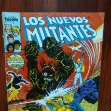 Cómics: LOS NUEVOS MUTANTES - NÚMERO 35 - VOL 1 - MARVEL COMICS - FORUM. Lote 69815173