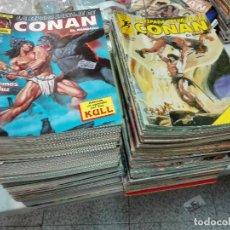 Cómics: LA ESPADA SALVAJE DE CONAN EL BARBARO / COMPLETA CON ESPECIALES / 1ª EDICION. Lote 125397479
