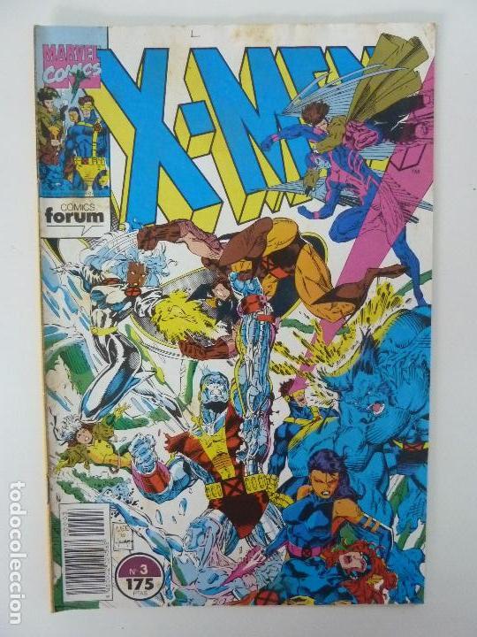 X-MEN. Nº 3 (Tebeos y Comics - Forum - X-Men)