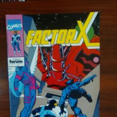 Cómics: FACTOR X - NÚMERO 37 - VOL 1 - MARVEL CÓMICS - FORUM. Lote 68691697
